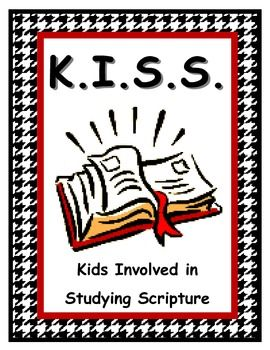 K.I.S.S. Kids Involved in Studying Scripture: Worship Notes- This 5 page packet contains a study note outline for: PK-K, 1st-2nd Graders, 3rd-5th Graders, 6th-8th Graders. It aids children in focusing on what is happening during worship services, instead of focusing on coloring books or texting or the people around them or notes or daydreaming.