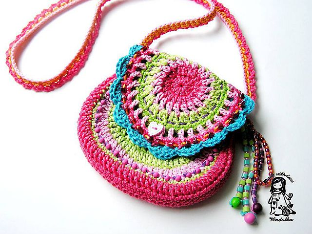 Crochet purse: Girls Pur, Pur Patterns, Crochet Bags, Francisco Pur, Pur Crochet, Purses Patterns, Crochet Purses, Crochet Patterns, San Francisco