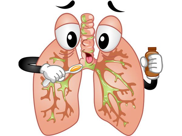 Eat these foods to cleanse your lungs & relieve from chest congestion...Take a look...