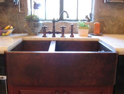 now that's a deep sink.