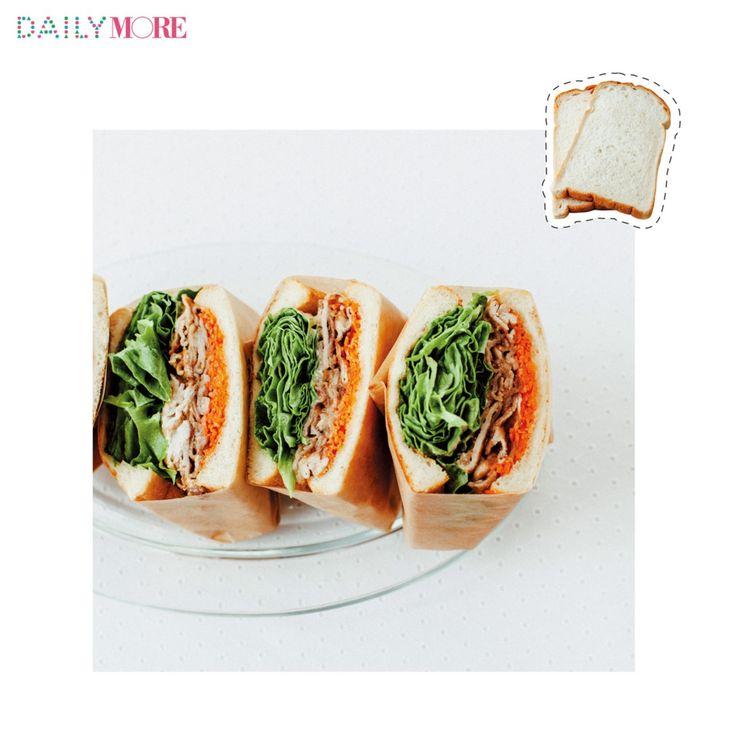 しょっぱい、甘い、ガッツリからおしゃれ系まで。選ぶパンとはさむ具のかけ算によって無限の味に出合える、行楽にもぴったりのサンドイッチ。今回は、男子も女子も大喜びの絶品サンドイッチレシピをご紹介します♡山型食パン( 6枚切り)…… 4 枚バター……10g… | DAILY MORE