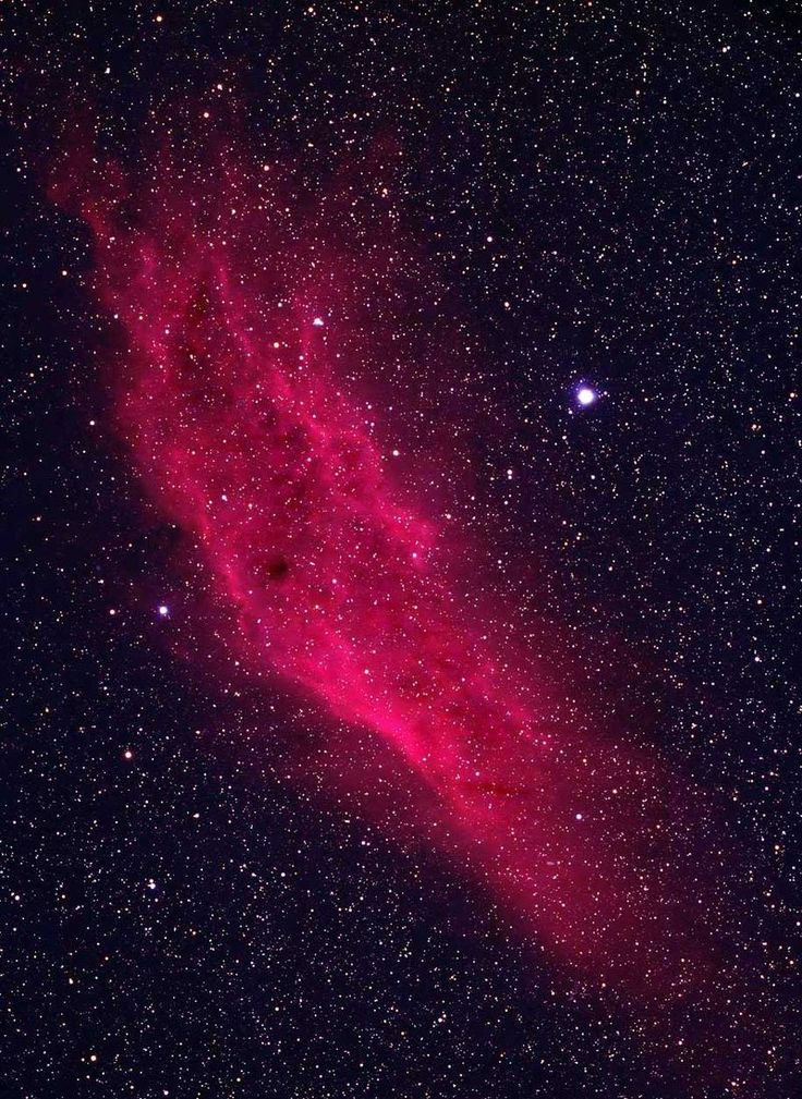 Water May Have Been Abundant in First Billion Years After the Big Bang 4/28/15 California Nebula