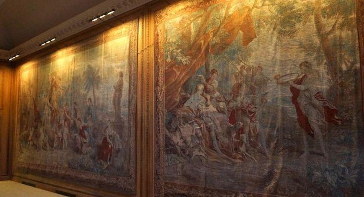 #dumfrieshouse tapestry  www.zardiandzardi.com #Bespoke