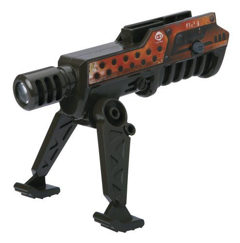 $7.50 Wowwee Light Strike Rapid Fire System. W3442 Features: -Light Strike rapid fire striker.-Rapid-fire super ammo provides major blasts.-Real recoil action.-Gain tactical advantage.