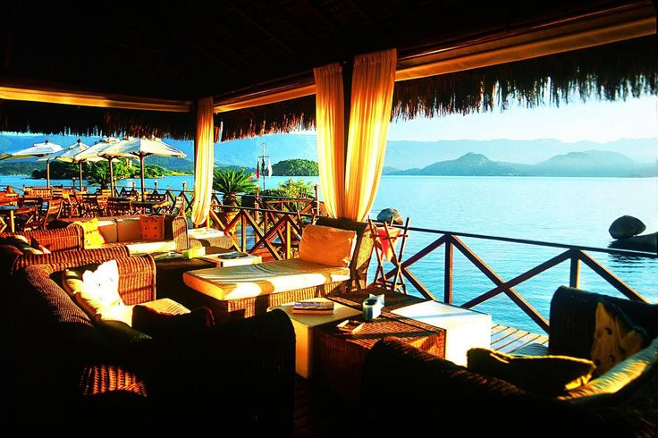 Searching for a quiet retreat in Brazil? Look no further... :) | Pestana Angra dos Reis | Hotel | Paradisiac Places |