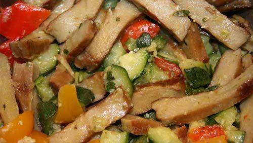Seitan: valori nutrizionali e proprietà - Alimentazione - GreenStyle