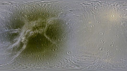 NASA has released global maps of six of the Saturnian moons. The system has been under the intense examination of the Cassini-Hyugens mission for the past decade, and the completion of the global ...