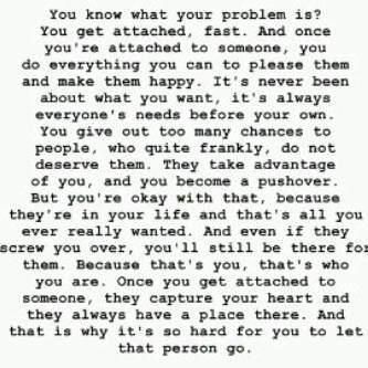 Wow...this is everything that I've been trying to say <3