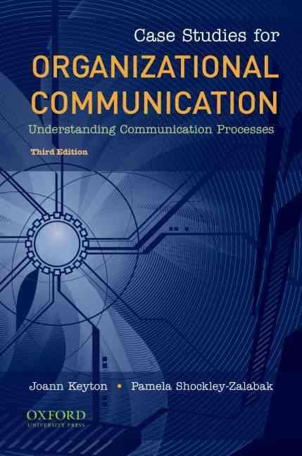 organizational communication case study analysis Strategic communication imperative case solution,strategic communication imperative case analysis, strategic communication imperative case study solution, a number of.
