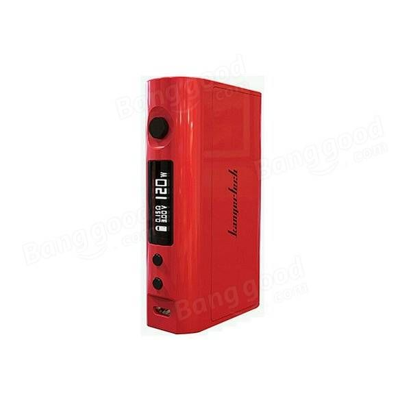 Genuine Kangertech KBOX 120W TC Electronic Cigarette Box Mod
