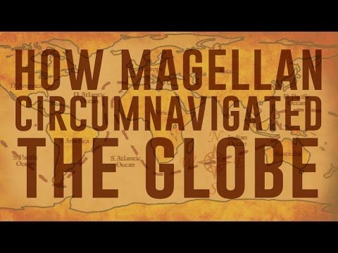 How Magellan circumnavigated the globe - Ewandro Magalhaes - YouTube
