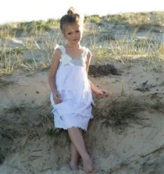 17 Best images about Beach Flower Girl on Pinterest | Blue ...