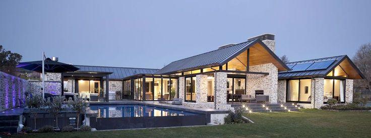 Mason and Wales Architecture - Wanaka House