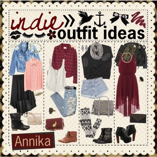 iNDiE OUTFiT iDEAS