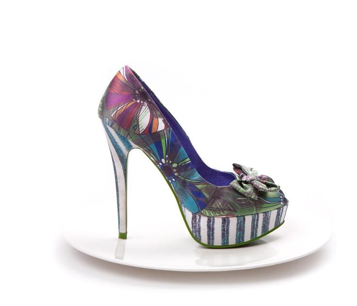 Desigual Geranio Shoes