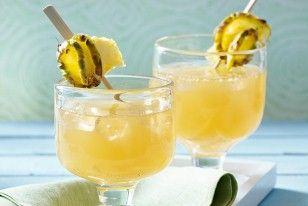 Das Rezept für Ingwer-Ananas-Sprudel und weitere kostenlose Rezepte auf LECKER.de