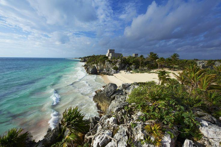 Playa de Tulum, México - Playas en las que renacer