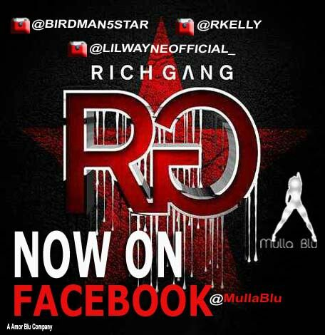 """STREET HOOD MONDAY's    Video Pick Of The Day:   WE BEEN ON"""" RICH GANG feat.@BIRDMAN5STAR , @Rhoda Kelly@LILWAYNEOFFICIAL_(ON FACEBOOK @Amor Blu Group)   """"NOT A DATE.........A SOCAL LIFESTYLE""""  #MullaBlu #Dope #TurnUp #Like#Swag #MyFave #Promo #FollowMe#NOWPLAYING"""