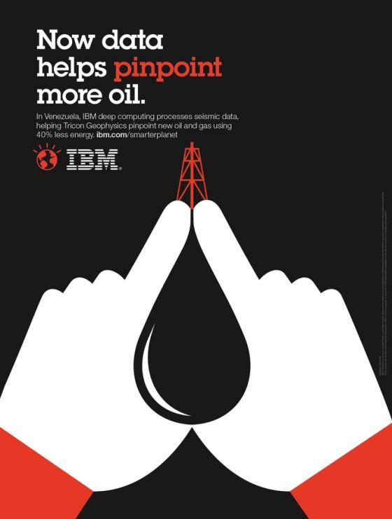IBM - Smarter Planet, campagna stampa multisoggetto firmata Ogilvy & Mather