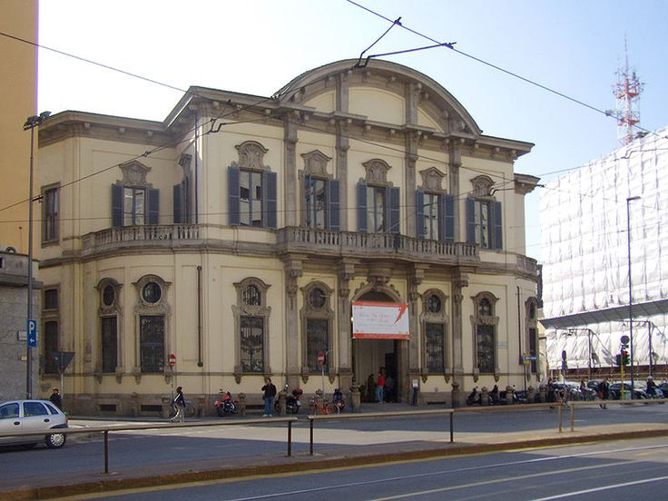 Palazzo Sormani a Milano