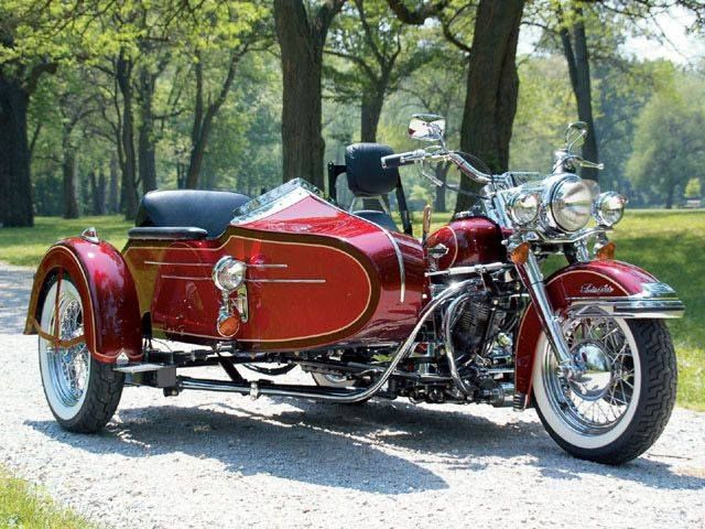 54 best images about Sidecars on Pinterest | Trike ...