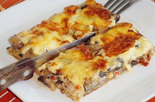 Πανεύκολη εξαιρετική πίτα που θα την φτιάξετε πολλές φορές !!Πίτα με μανιτάρια το κάτι άλλο !!!! ~ Fantastikomagazine