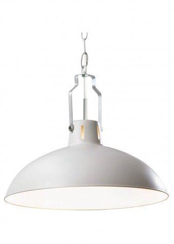 Sussex Pendant Ceiling Light White