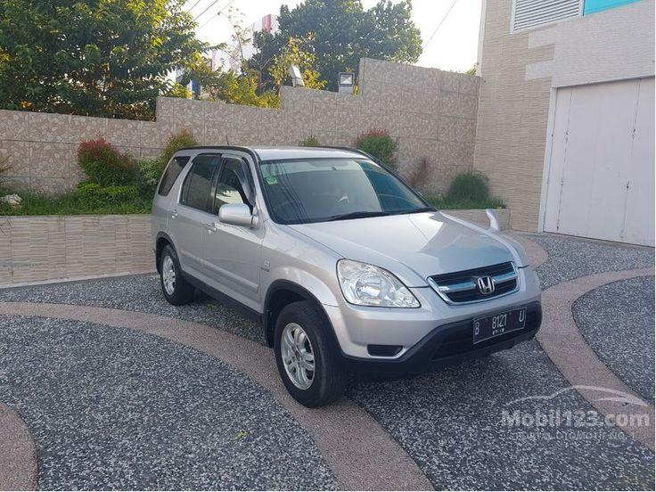 Harga Honda CRV RD 2004 Bekas di 2020 Mobil baru