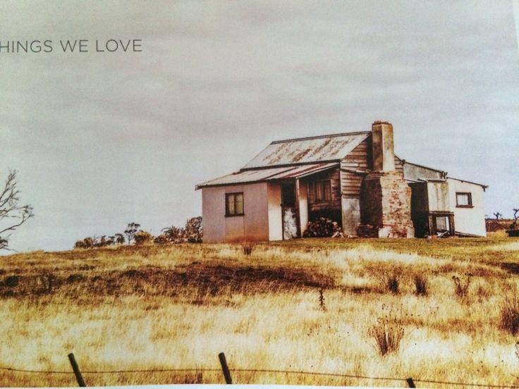Australian house from the book Shelter by Kara Rosenlund