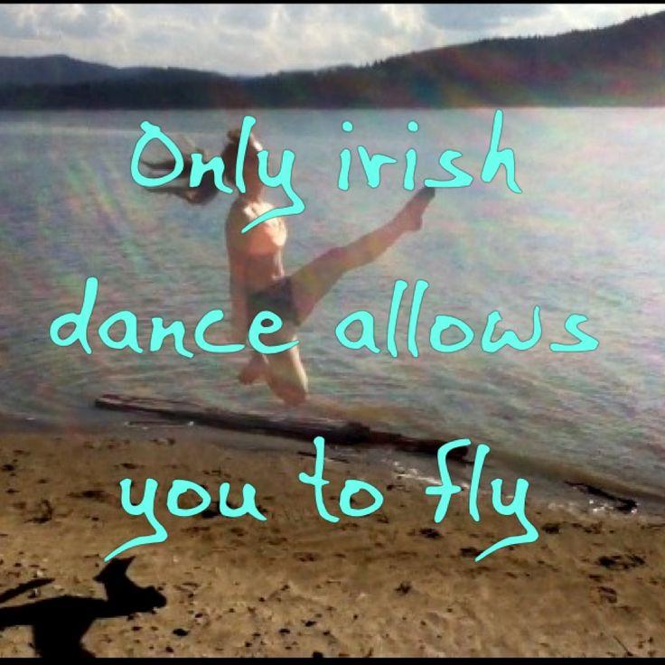 Irish dance quote