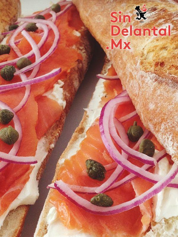 Al salmón y sus inmensas propiedades nutritivas los encuentras en www.sindelantal.mx