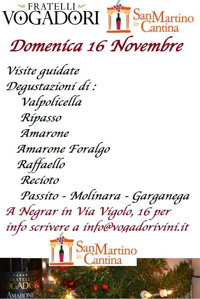 San Martino in Cantina - Valpolicella  www.AmaroneValpolicella.org