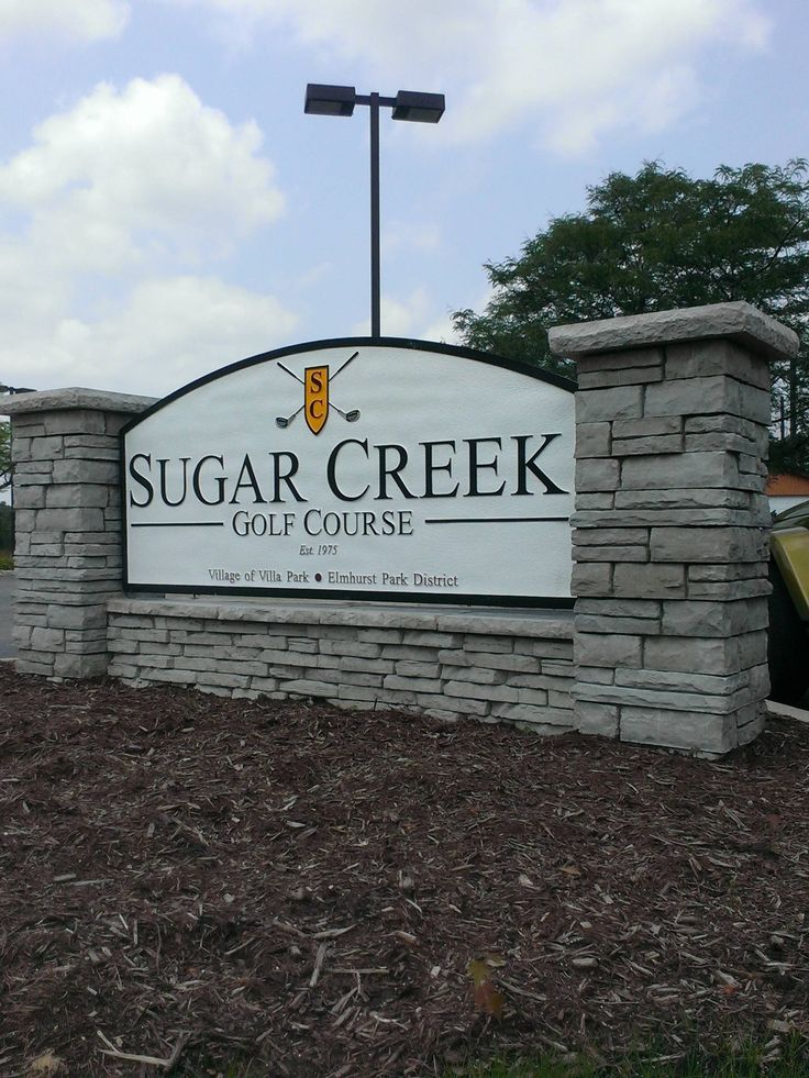 Sugar Creek Golf Course in Villa Park opened in 1976 and underwent extensive renovations in 2003.