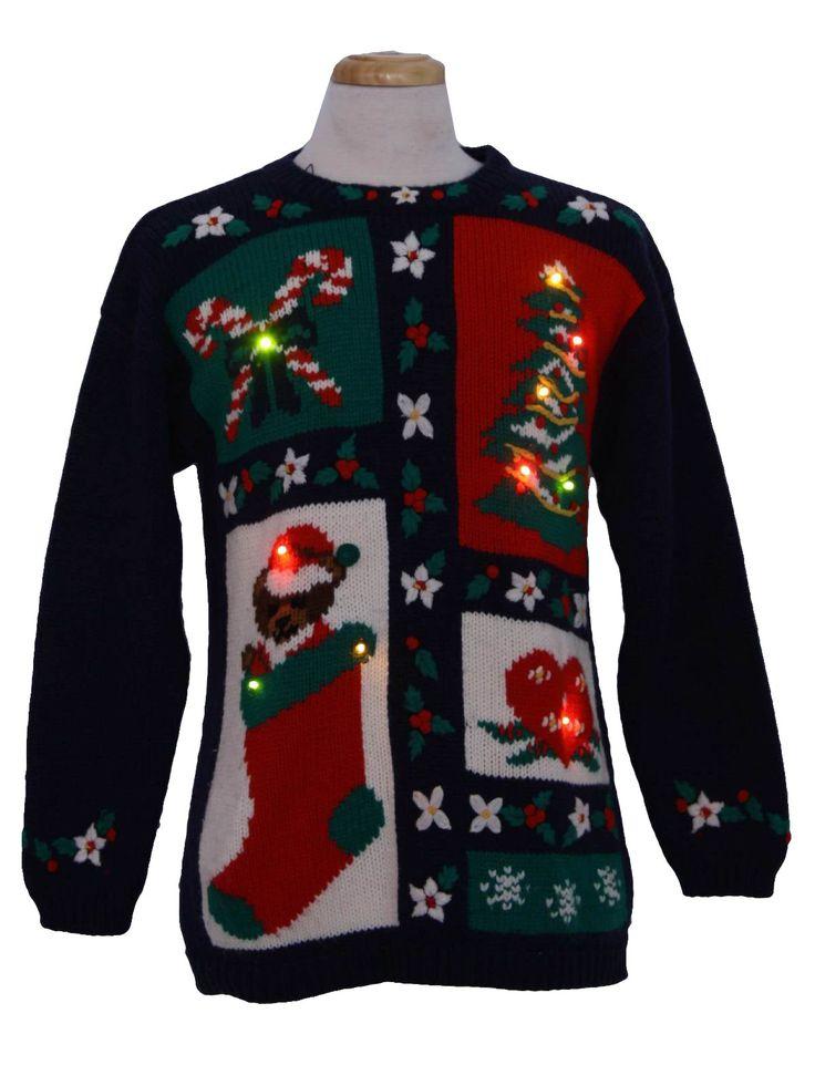 17 beste ideeën over Bad Christmas Sweaters op Pinterest - Stijl ...