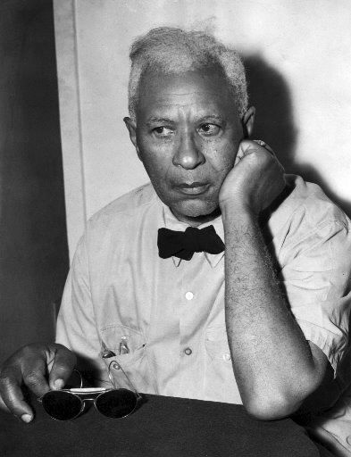 Garrett Augustus Morgan (1877-1963), a Cleveland inventor and businessman best known for creating the modern-day gas mask and traffic light.