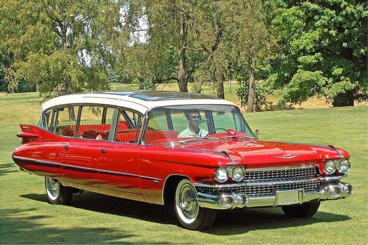 """Skyview"" custom Cadillac"