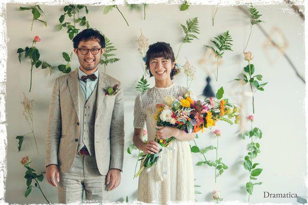 Album(お客様) - dramatica ~vintage wedding dress styling & rental