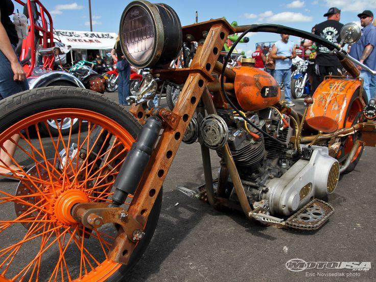 2013 Rat's Hole Custom Bike Show Sturgis Photos - Motorcycle USA