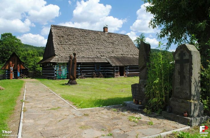 Open-air Museum of Lemko Culture in Zyndranowa