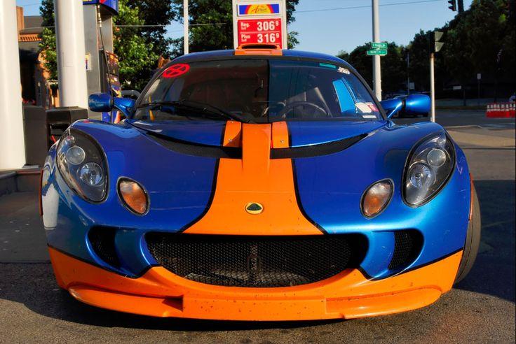 Gulf exige: Gulf Exig, Sweet Riding, Automotive Design, Design Stuff