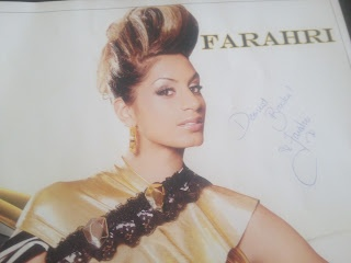 Check it out Twitter @farahri. I met her. She is so nice.      Facebook http://www.facebook.com/farahrifarahri    http://www.facebook.com/gpopnow  Website http://www.farahri.com  Youtube http://www.youtube.com/farahrivideos