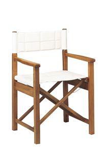 New Director Chair (Santorex Cilalı)