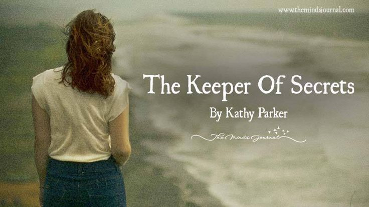 The Keeper Of Secrets - http://themindsjournal.com/keeper-of-secrets/