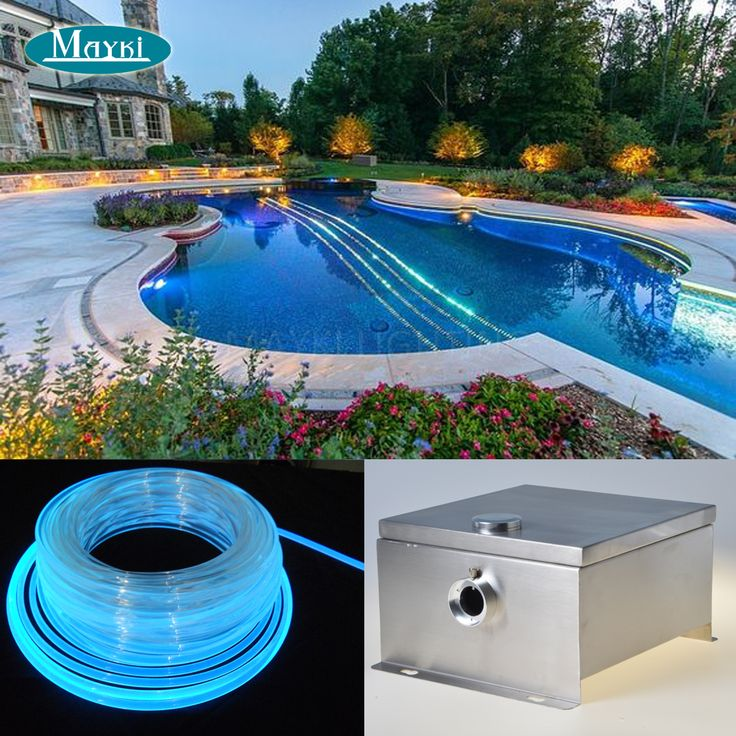 1000 images about swimming pool fiber optic lighting on - Led swimming pool lights suppliers ...