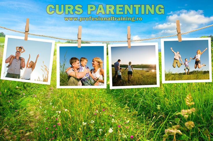 Eşti un bun pãrinte? Îi acorzi copilului tãu toatã atenţia şi atributele unei bune creşteri? Vrei sã îţi imbunãtãţeşti relaţia cu copilul tãu şi sã îl sprijini în dezvoltarea personalitãţii sale? Participa la cursul de Parenting şi vei gãsi rãspuns şi soluţii la multe întrebãri privind relaţia cu copilul tãu . detalii : http://www.profesionaltraining.ro/dezvoltare-copii/curs-parenting Tel: 0744.974.775 email : office@profesionaltraining.ro