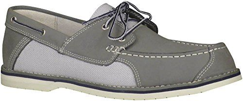 Timberland Men's Bluffton Leather And Fabric Boat Boat Grey D(M) US  //Price: $ & FREE Shipping //     #sports #sport #active #fit #football #soccer #basketball #ball #gametime   #fun #game #games #crowd #fans #play #playing #player #field #green #grass #score   #goal #action #kick #throw #pass #win #winning