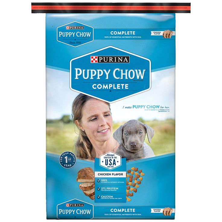 Purina Puppy Chow Dry Puppy Food, Complete, 16.5-Pound Bag, Pack of 1 >>> Find out more details by clicking the image (This is an amazon affiliate link. I may earn commission from it)