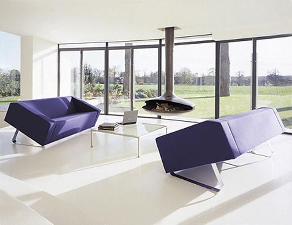 interesting modern contemporary living room furniture | 35 best Unusual seating and beds images on Pinterest ...