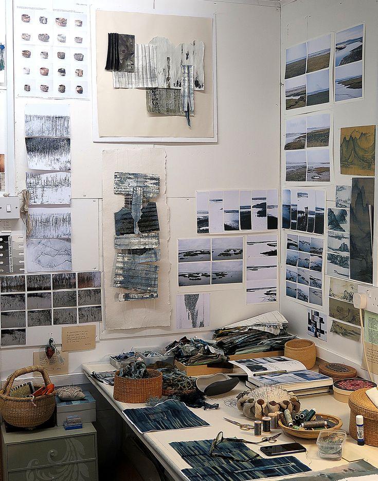 Helen Terry - Studio visit