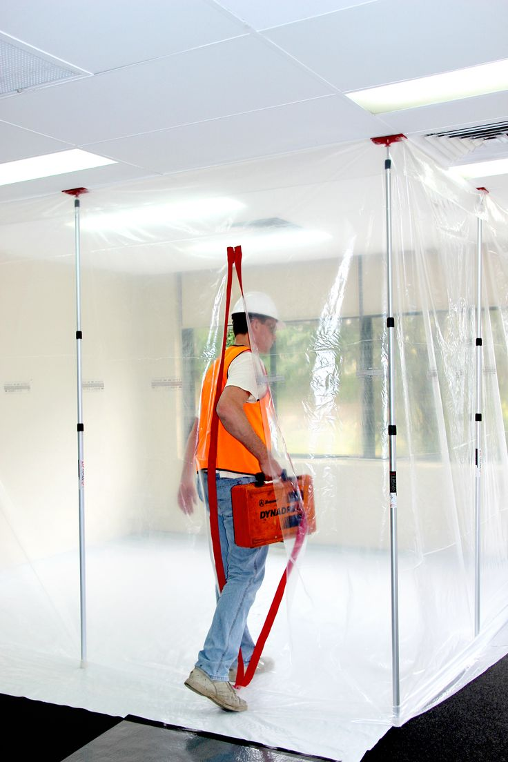 ZipWall - Dust Barrier